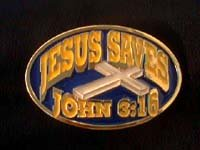 Jesus Saves #1